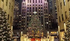 i volunteer as tribute the rockefeller center christmas tree has