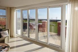 Upvc Sliding Patio Doors Sliding In Line Patio Door Information