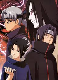 sasuke vs orochimaru itachi orochimaru black wallpaper