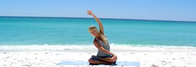 yoga thanksgiving point yoga beach yoga class destin florida