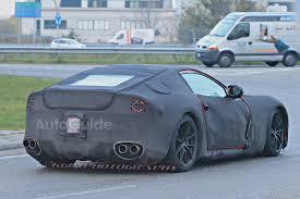 Ferrari F12 Grey - ferrari is debuting its last naturally aspirated engine next month
