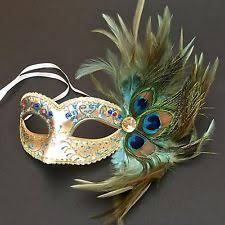 party mask peacock masquerade mask ebay