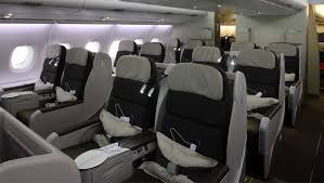 siege business air best seats business class affaires air airbus a380