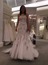 danielle caprese wedding dress danielle caprese fit and flare with beaded embroidery 5165 113060