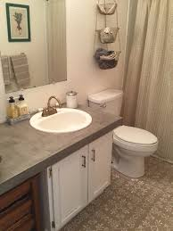 the u201cwork with what you have u201d mindset complete bathroom update