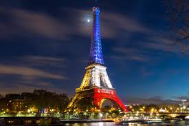 French Flag Eiffel Tower My Hope For Paris Manomet