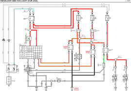 toyota tacoma headlight wiring diagram with template 2003 wenkm com