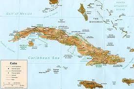 Manzanillo Mexico Map by Cuba Sugar Map
