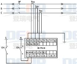 ctb 3 secondary overvoltage protection of the wiring diagram the
