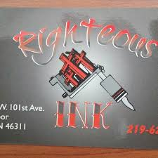 righteous ink home facebook
