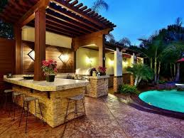 outdoor kitchen design garden best outdoor kitchen design decoration ideas garden