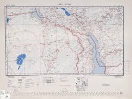 Colonial Map Tanganyika Mandate
