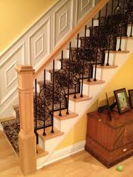 Refinish Banister Stair And Rail System Installation Gorsegner Brothers
