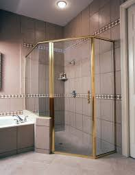 shower doors and enclosures pollack glass company throughout