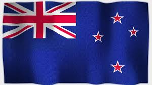 Flag New Zealand 4k 3d Animation Of Australia Australian Whole Flag Canvas