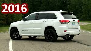 jeep summit price 2016 jeep grand cherokee srt high alt youtube