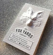 custom embossed business cards 12 of the most attractive embossed