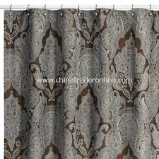 Croscill Shower Curtain Wholesale Royalton Chocolate Fabric Shower Curtain By Croscill Buy