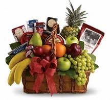 christmas fruit baskets christmas fruit baskets gifts nancy s floral portland oregon