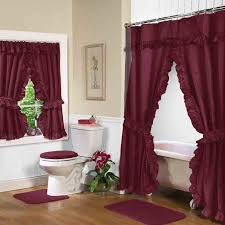 Bathroom Window And Shower Curtain Sets Burgandy Shower Curtain 100 Images Remarkable Burgundy And