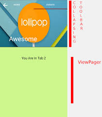 android layout collapsemode tabs android slidingtablayout bad positioning with collapsing