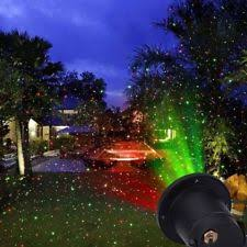 Outdoor Christmas Decorations Projector by Outdoor Light Projector Ebay