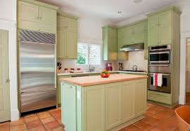Painting Interior Of Kitchen Cabinets How To Spray Paint Kitchen Cabinets