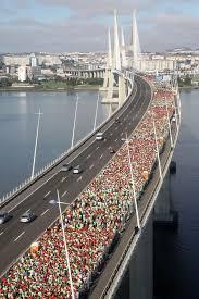 Vasco Da Gama Flag 2011 Portugal Half Marathon And I Thought The Country Music Was