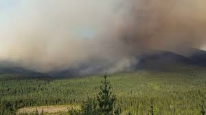 Wildfire Bc Area by Watching Wild Fire Near Golden Bc Youtube