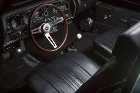 Chevelle Interior Kit Big Block Powered 1970 Chevrolet Chevelle Ss