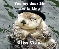 Otter Memes - gentleman otter meme by app4rition memedroid