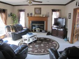 Where To Place Tv In Living Room Family Room Furniture Placement