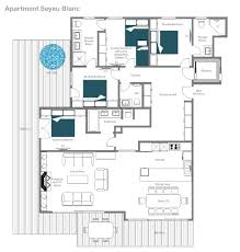 catered ski chalet verbier apartment soyeu blanc leo trippi first floor of building private lift stairs access