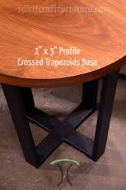 restaurant table base levelers table legs and bases for hardwood slab table tops