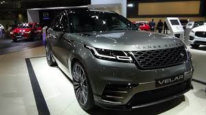 suv range rover interior new 2018 range rover velar suv exterior and interior full