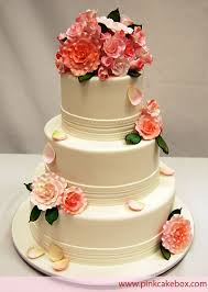 3 tier wedding cake 3 tier wedding cake wedding cakes