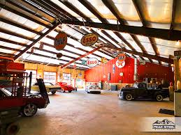 8 car garage steel building photo gallery metal building types