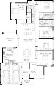 single story house plans with basement 100 rectangle house plans one story 100 rectangle house