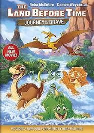 land journey brave