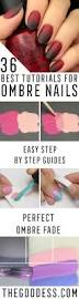 36 best tutorials for ombre nails the goddess