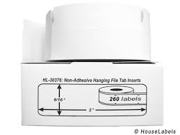 self adhesive labels for all printers houselabels com dymo