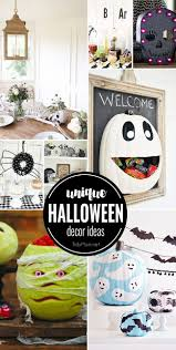 unique halloween decor ideas that are spooktacular tidymom