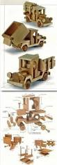 Making Wooden Toy Trucks by Wooden Truck Plans Wooden Toy Plans And Projects Woodarchivist