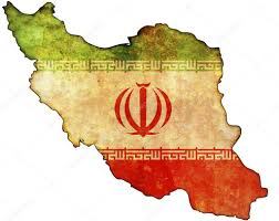 map iran iran map stock photo michal812 2187079