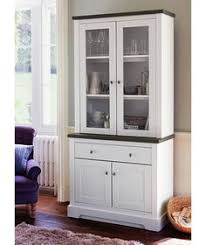 3 Door Display Cabinet Buy Of House Elford 3 Door Display Unit White At Argos Co