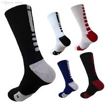 2017 wholesale new elite basketball socks outdoor coolmax