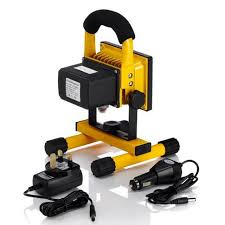 10w rechargeable flood light magnet foot rechargeable flood lights 10w 20w 30w 50w led floodlight