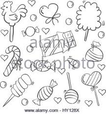 sweet candy happy halloween vector illustration graphic design