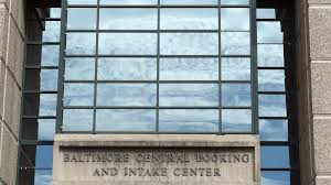 Maryland travel booking images Assaults climb at baltimore central booking since city jail