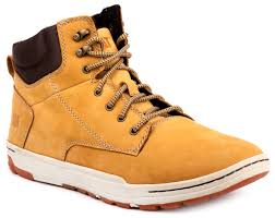 cat caterpillar colfax mid mens sneakers shoes leather casual